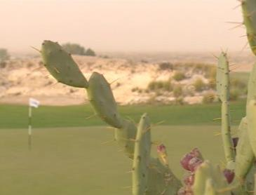 El European Tour en los Emiratos Arabes
